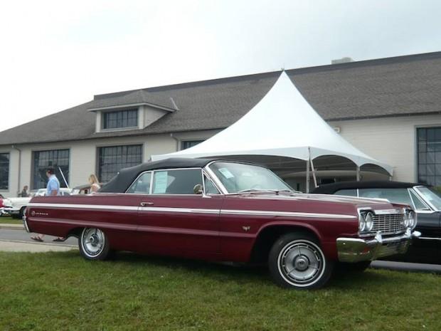 1964 Chevrolet Impala SS 327/365 Convertible