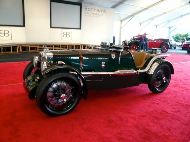 1933 MG K3 Magnette Supercharged Re-creation Roadster