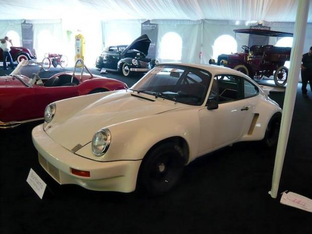 1974 Porsche RSR 3.0 Carrera Coupe