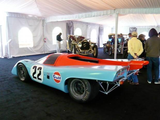 Porsche 917K Body