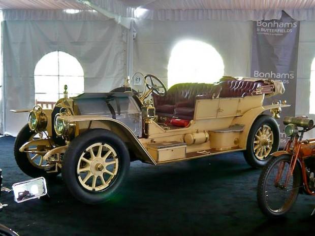 1908 Thomas Flyer Model F 4-60hp Tourer