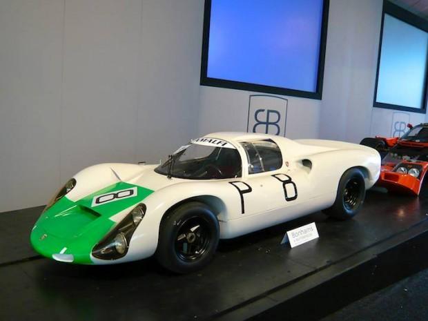 1967 Porsche 910/6 2-liter Endurance Racing Works Coupe