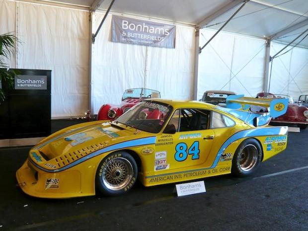 1976 Porsche 934/5 Competition Grand Touring Coupe
