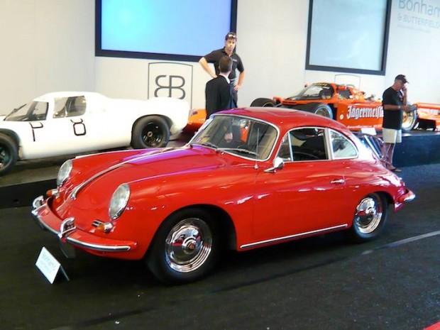 1961 Porsche 356B Super Coupe, Body by Reutter