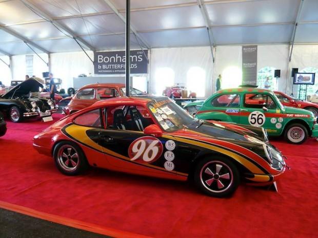 1969 Porsche 911S Klub Sport Challenge Coupe