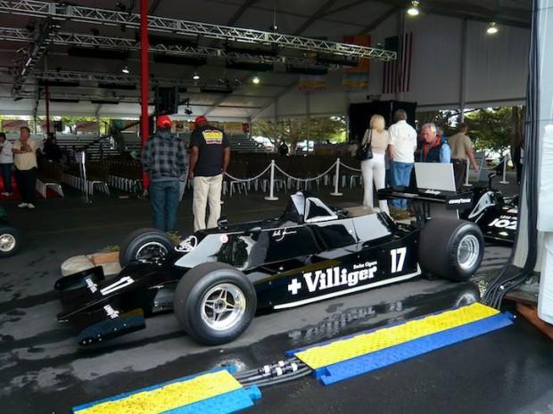 1980 Shadow DN11 Formula 1