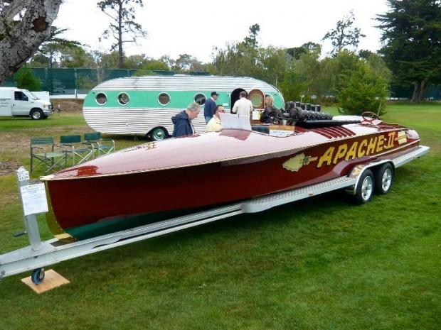 1922 Hacker Gentleman's Race Boat 29 Foot