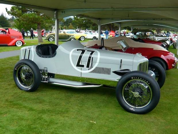 1931 Miller V-16 Race Car