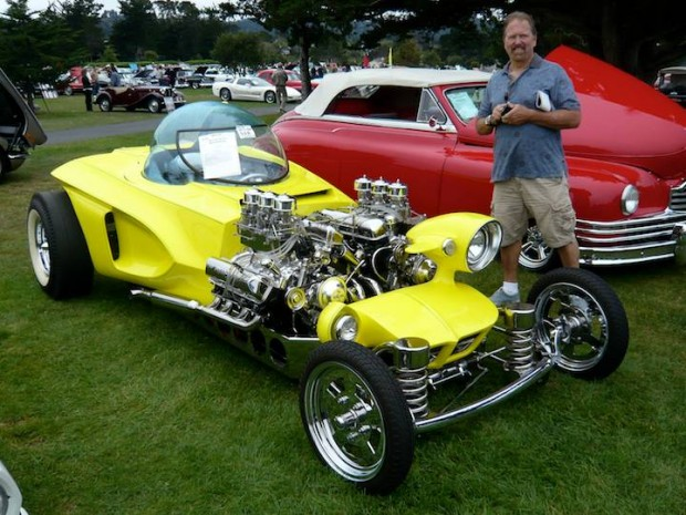 1962 Roth Re-creation Mysterion Roadster