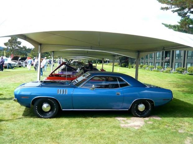 1971 Plymouth 'Cuda Hemi 2-Dr. Hardtop