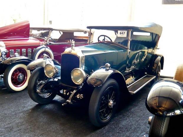 1920 Vauxhall D-type Touring