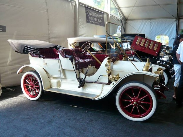 1910 White Model GA 20hp Touring