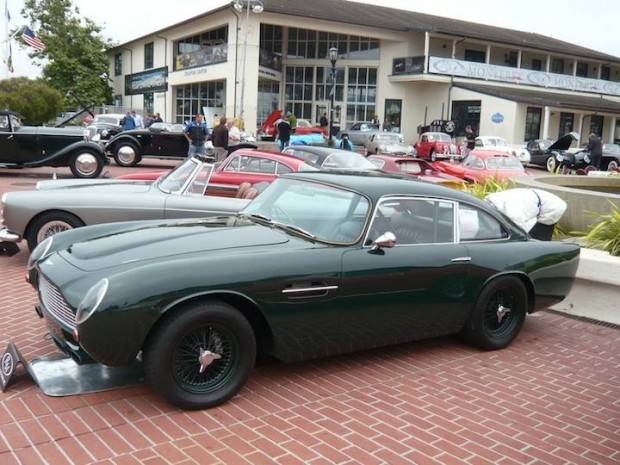 1963 Aston Martin DB4 Series 5 Vantage GT Coupe