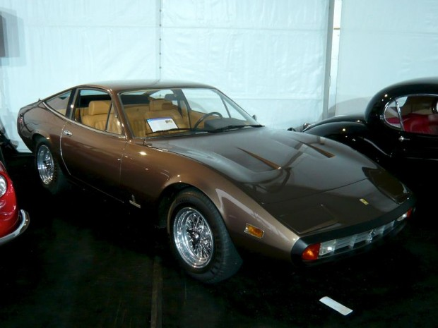 1972 Ferrari 365 GTC/4, Body by Pininfarina
