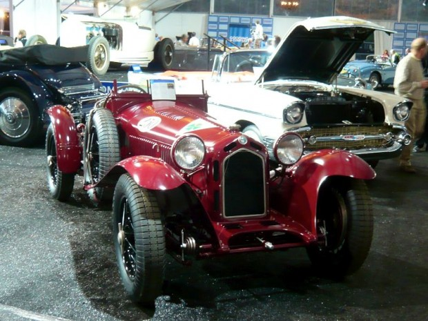 1934 Alfa Romeo 6C 2300 Pescara 'Monza'