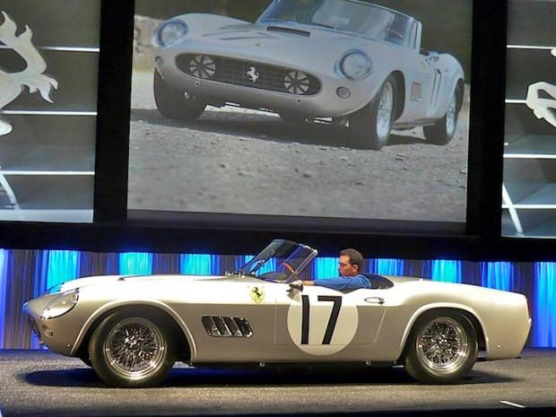 1959 Ferrari 250 GT LWB California Spider Competizione, 1603GT