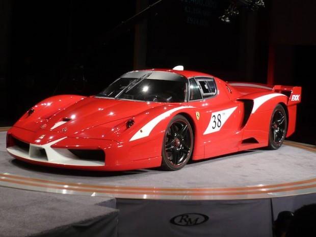 2007 Ferrari FXX Evoluzione ZFFHX62X000142163
