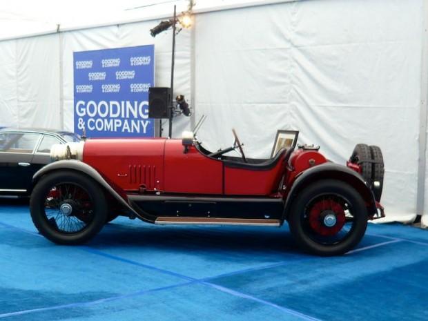 1921 Mercer Series 5 Raceabout