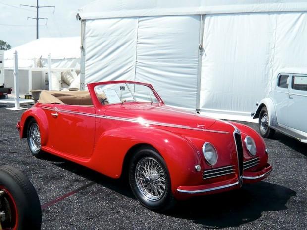 1942 Alfa Romeo 6C 2500 Sport Cabriolet