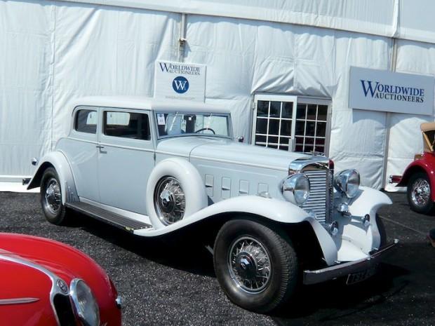 1933 Marmon Sixteen Victoria Coupe