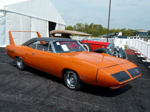 1970 Plymouth Road Runner Superbird 2-Dr. Hardtop