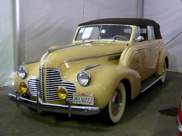 1940 Buick Special Convertible Phaeton