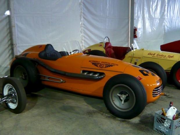 1952 Kurtis KK500A Indy Car