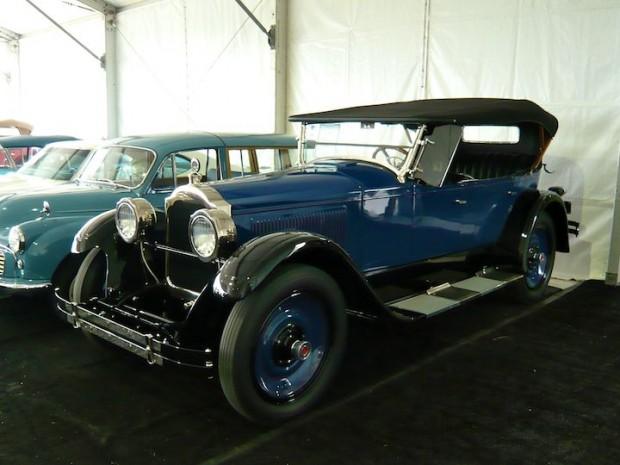 1924 Packard 226 Single Six Touring