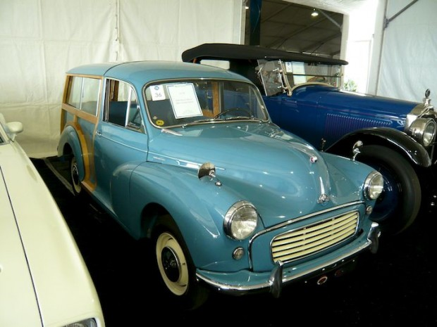 1959 Morris Minor 1000 Traveler