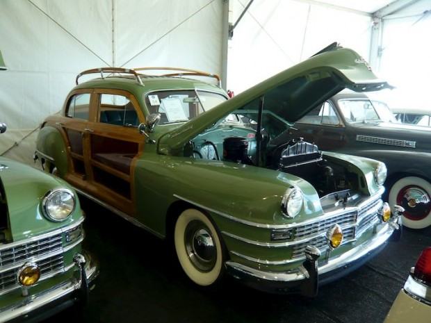 1947 Chrysler Town & Country 4-Dr. Sedan