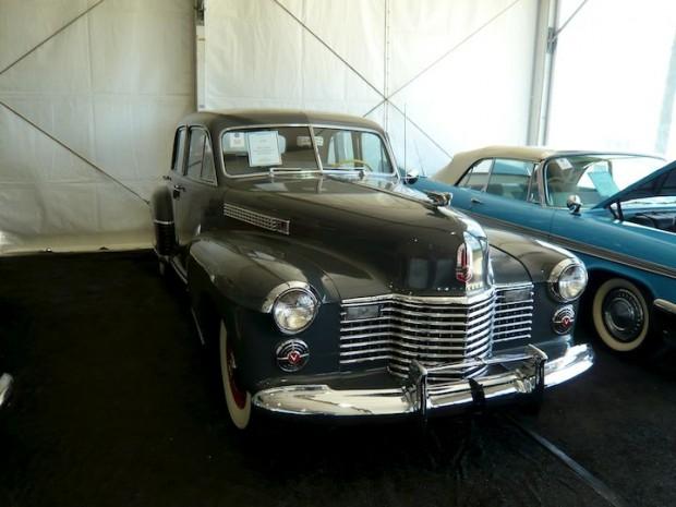 1941 Cadillac 60 Special 4-Dr. Sedan