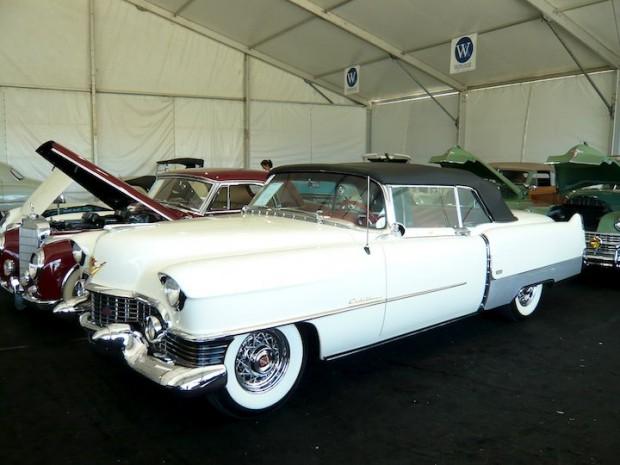 1954 Cadillac Eldorado Convertible Coupe