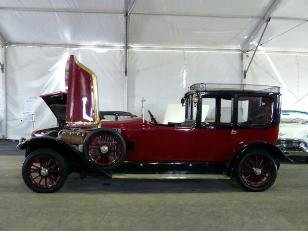 1921 Renault JP Model 45 Town Car, Body by Kellner