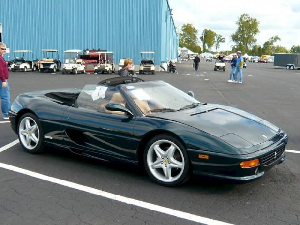 1997 Ferrari 355 Spyder