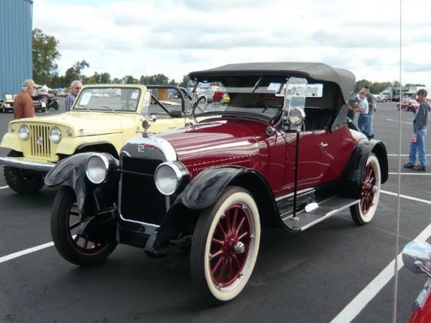 1922 Buick Series 22-44 Roadster