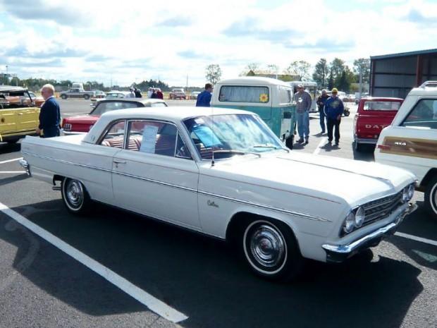 1963 Oldsmobile F85 Cutlass 2-Dr. Sedan