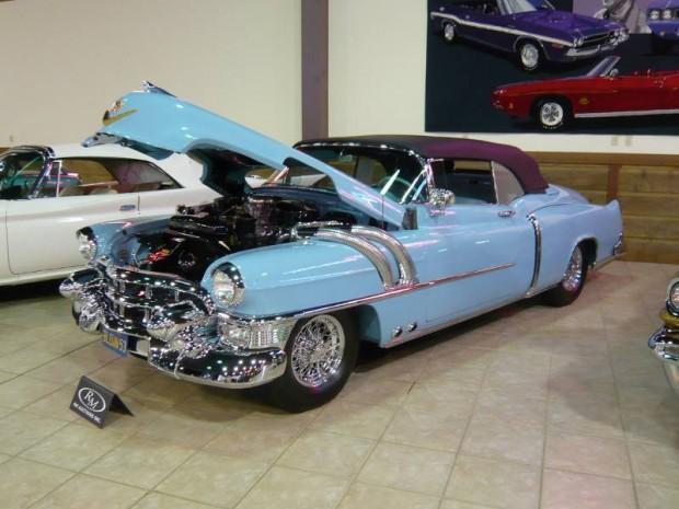 1953 Cadillac Eldorado Supercharged Convertible
