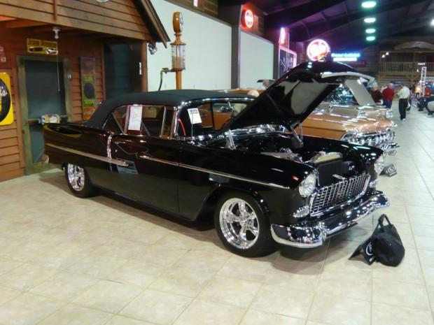 1955 Chevrolet Bel Air Convertible Custom