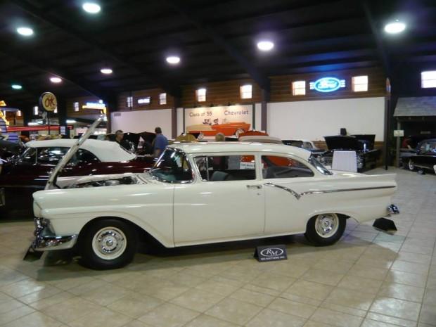 1957 Ford Custom Supercharged 2-Dr. Sedan