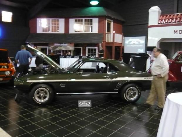 1969 Chevrolet Camaro Yenko S/C 2-Dr. Hardtop