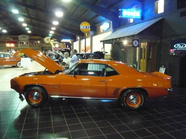 1969 Chevrolet Camaro ZL-1