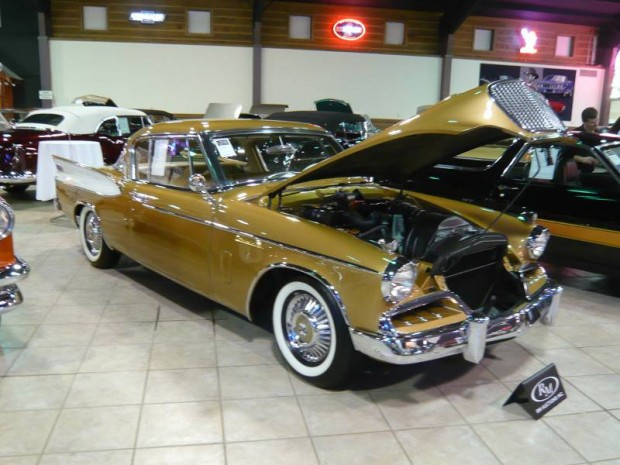 1957 Studebaker Golden Hawk Supercharged Coupe