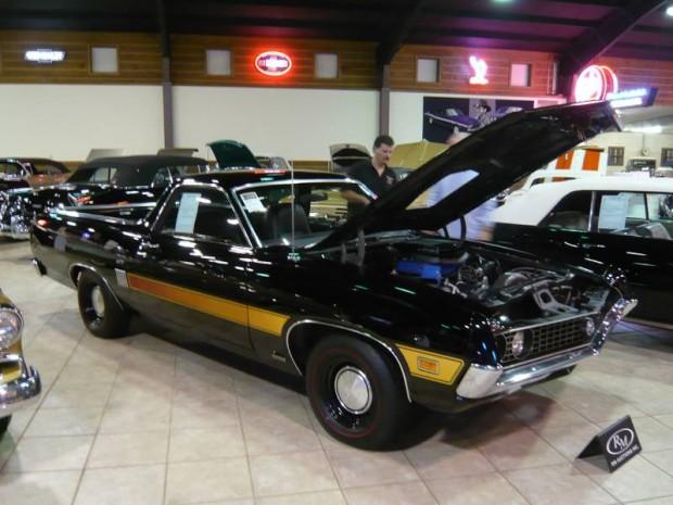 1970 Ford Ranchero GT