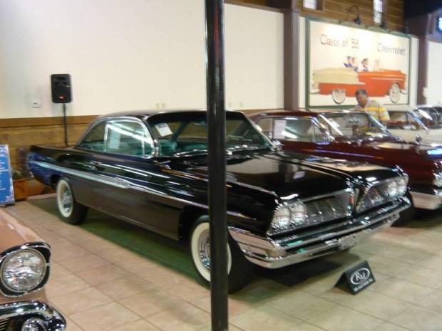 Pontiac Ventura Super Duty 421 Cloke 2-Dr. Hardtop