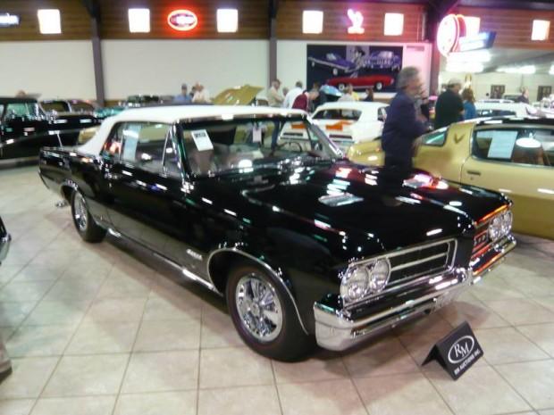 1964 Pontiac LeMans GTO Convertible