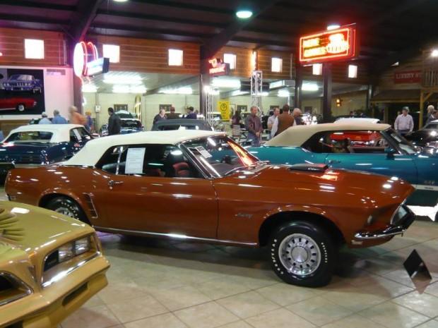 1969 Ford Mustang 428 CJ Cloke Convertible