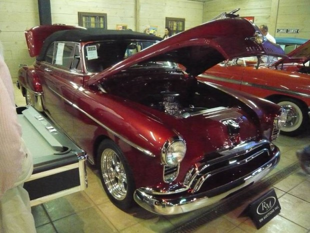 1949 Oldsmobile 88 Convertible Custom
