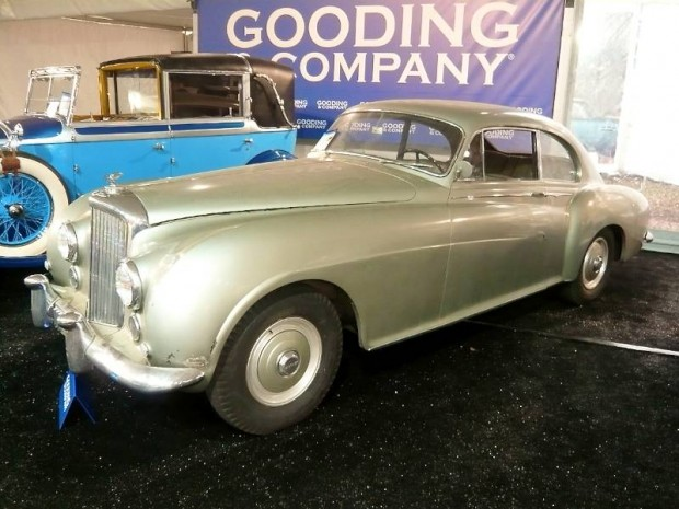 1955 Bentley R-Type Continental Fastback, Body by H.J. Mulliner