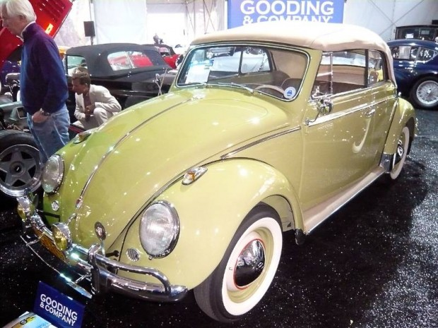 1959 Volkswagen Beetle Cabriolet, Body by Karmann