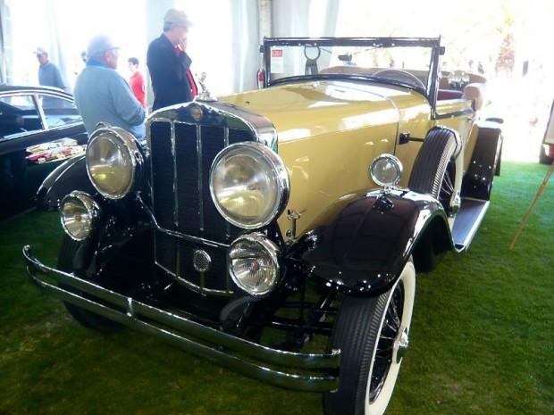 1929 Franklin Model 135 Cabriolet